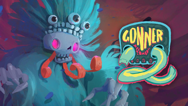 Gonner 2 Análisis: Colorida diversión