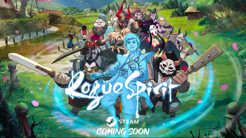Ya puedes añadir Rogue Spirit a tu lista de deseados en Steam