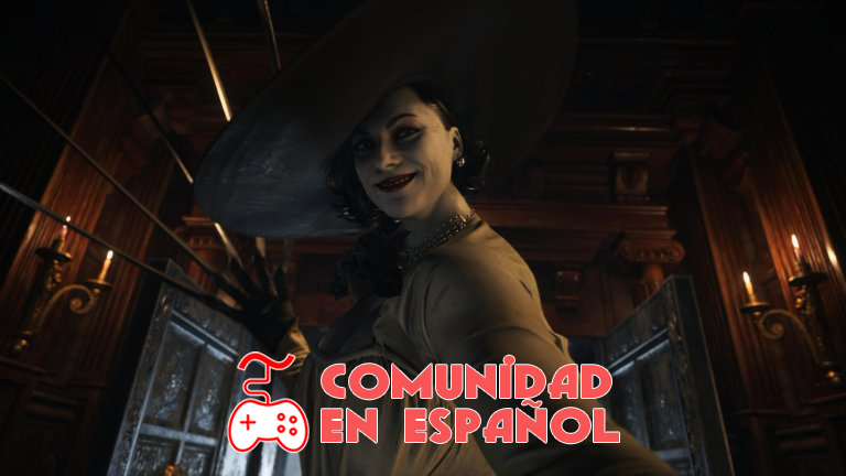 Sorteo inaugural Comuesp 3.0: Resident Evil Village