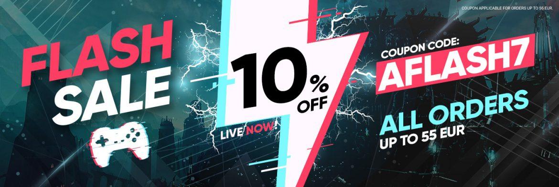 10% de descuento en Gamivo