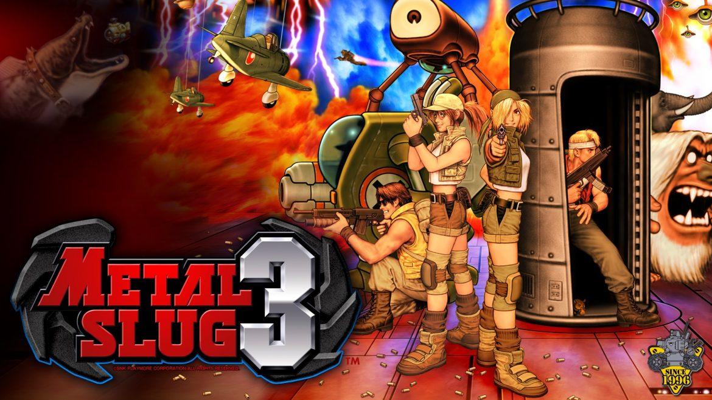 Metal Slug 3 – Xbox – GRATIS