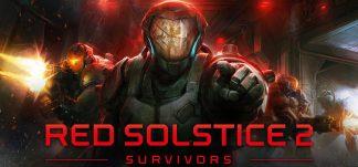 RED SOLSTICE 2: SURVIVORS ANUNCIA NUEVOS OBJETOS PARA EL LANZAMIENTO