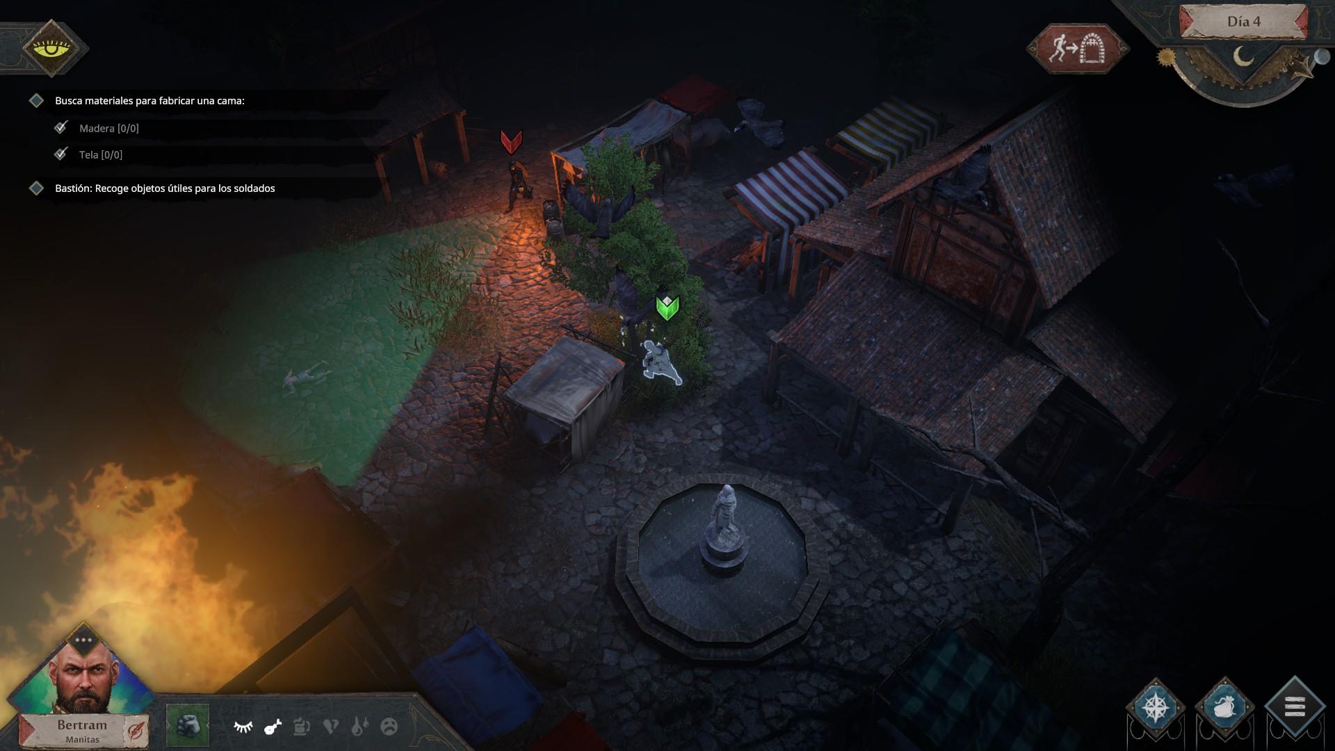 Siege Survival: Gloria Victis - Exploración