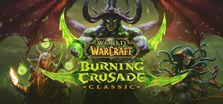 Burning Crusade estará disponible el 2 de junio