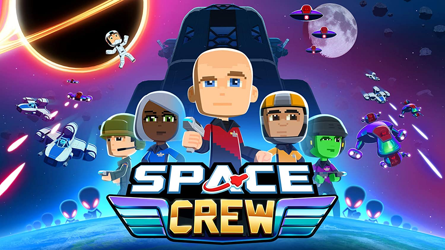 Analisis Space Crew