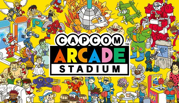 Capcom Arcade Stadium GRATIS – PS4/Xbox/Switch/Steam