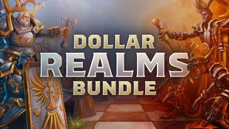 Dollar Realms Bundle – Steam – Por 0,99€