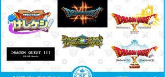 Nuevos juegos de Dragon Quest anunciados por el 35º aniversario