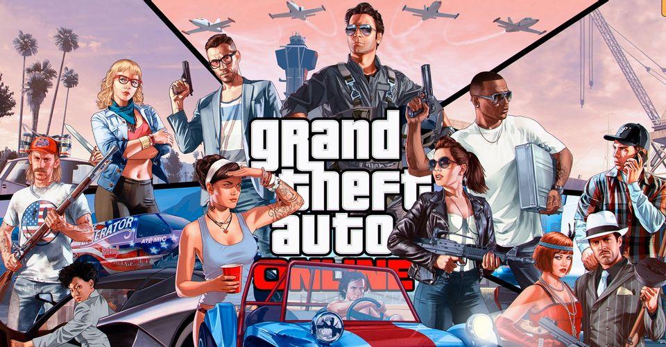 Ya tenemos fecha para la llegada de GTA Online a PlayStation 5 y Xbox Series X S