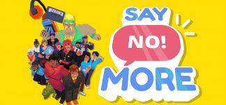 Análisis de Say No! More