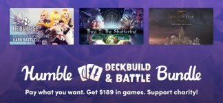 Humble Deckbuild & Battle Bundle – Steam – Desde 1€