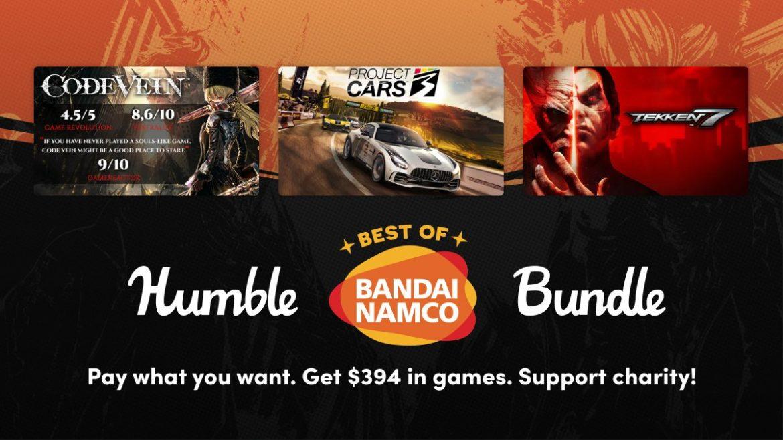 Humble Best of Bandai Namco Bundle – Steam – Desde 1€