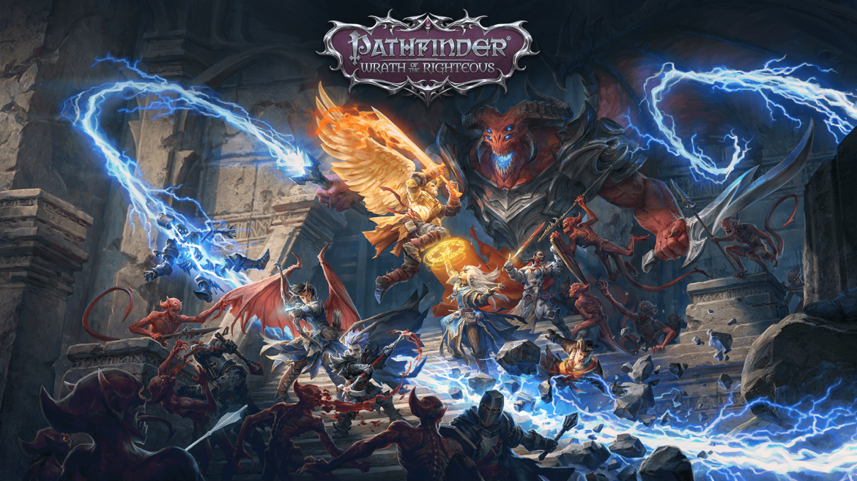 Pathfinder: Wrath of the Righteous revela fecha de lanzamiento en Steam