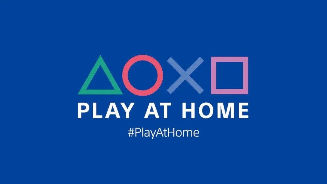 Play at Home – DLCs y contenido digital para varios juegos – PS4/PS5