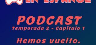 Podcast de Comuesp: T2. Ep1. Hemos vuelto