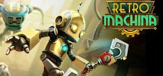 Análisis de Retro Machina – Un robot controlador