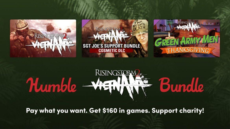 Humble Risign Storm 2  Bundle – Steam – Desde 1€