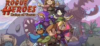 Análisis de Rogue Heroes – Ruins of Tasos