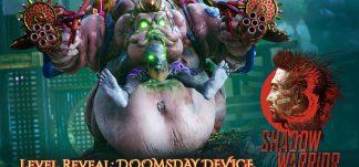 """Shadow Warrior 3 revela el nivel """"Doomsday Device"""""""