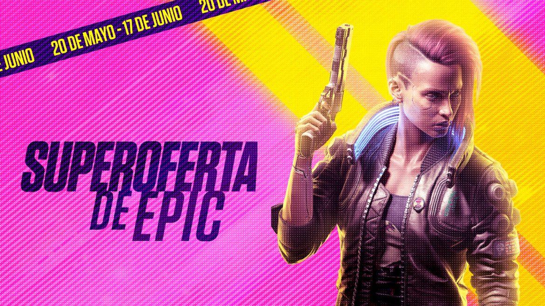 Superoferta de Epic del 20 de Mayo al 17 de Junio