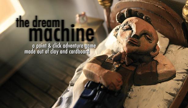 The Dream Machine (Chapter 1 and 2) Gratis en Steam
