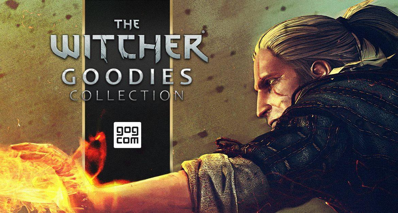 The Witcher Goodies Collection Gratis en GOG