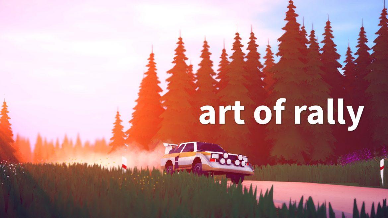 Análisis de Art of Rally