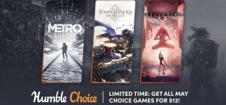Humble Choice mayo 2021 – Metro Exodus,  Darksiders Genesis,  Hellpoint…