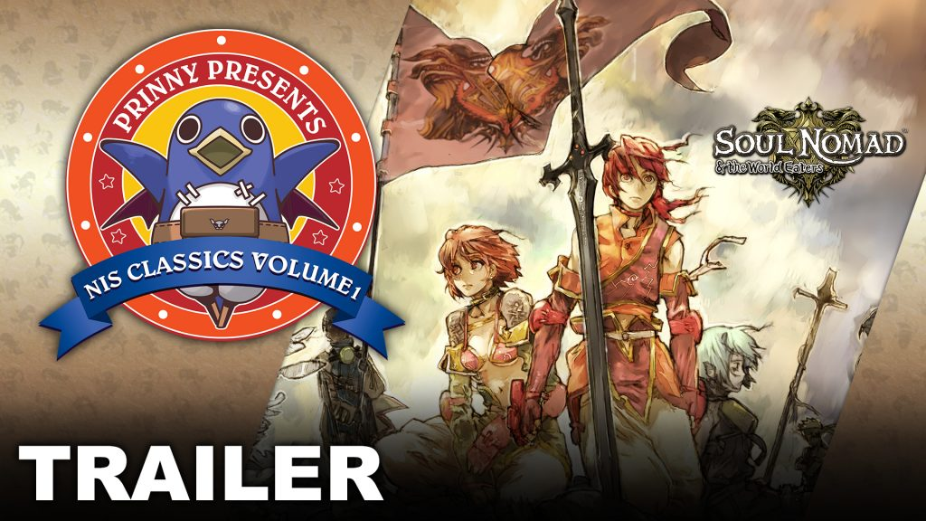 Prinny Presents NIS Classics Volume 1 - Soul Nomad & the World Eaters