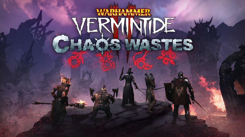 Vermintide 2: Chaos Wastes llega a las consolas en junio