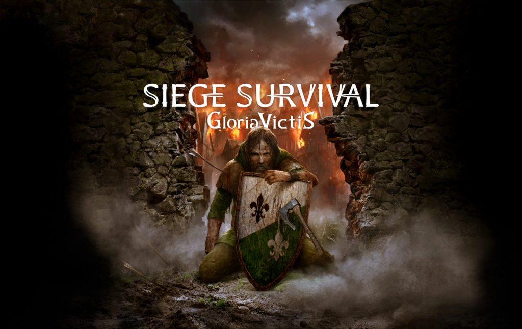 Portada Siege Survival Gloria Victis