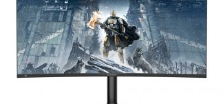 Monitor BlitzWolf 34″ 4K 165Hz Curvo – 360€ (PVP: 656.53€)