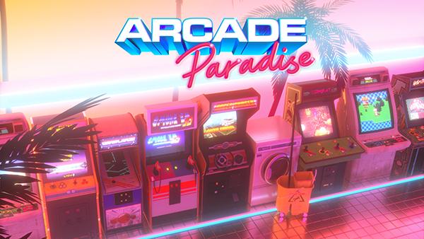 Revelado el nuevo tráiler de Arcade Paradise en el E3