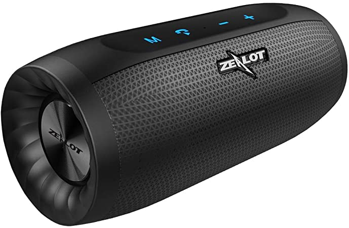 Altavoz Zealot bluetooth HiFi TWS con micrófono – 14.9€ (PVP: 29.99€)
