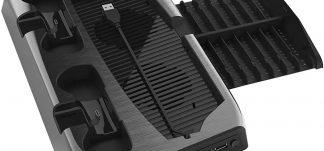 Soporte vertical para PS5 – 11.17€ (PVP: 24.65€)