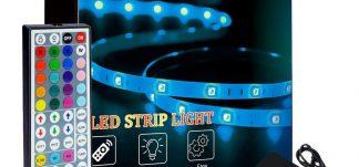 Tira LED RGB (6 metros) – 7.9€ (PVP: 12€)
