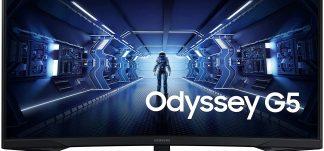 "Samsung LC32G53TQWUXEN Monitor curvo gaming 32"" – 254.2€ (PVP:345,9€)"