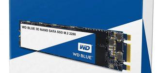 SSD M.2 Western Digital Blue 500GB – 50.99€ (PVP: 63.07€)