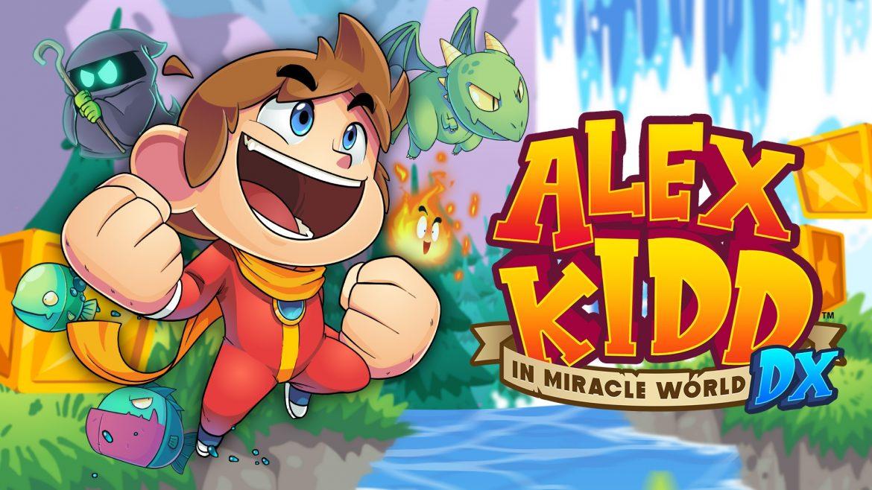 Analisis de Alex Kidd in Miracle World DX