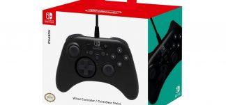Mando Nintendo Switch Horipad -15.99€ (PVP: 29.95€)