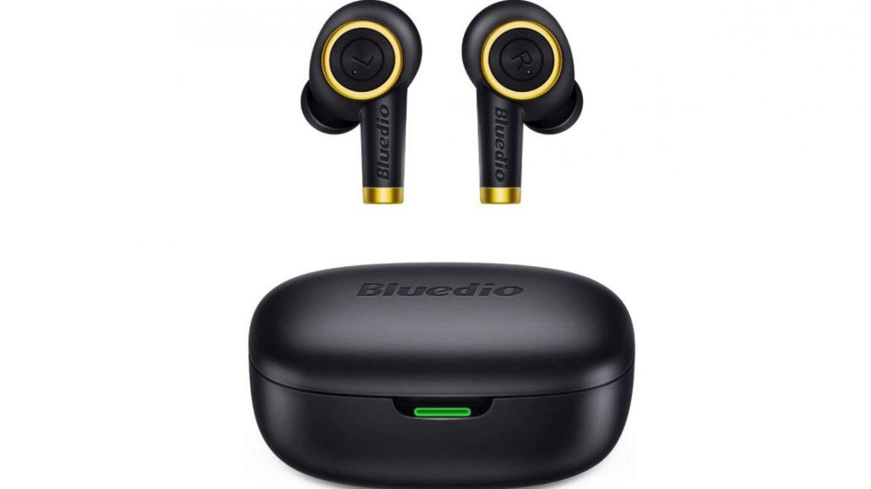 Auriculares Bluetooth 5.0 Bluedio – 12.99€ (PVP: 25.99€)