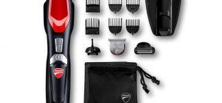 Recortadora de barba Ducati GK808 – 29.39€ (PVP: 60€)