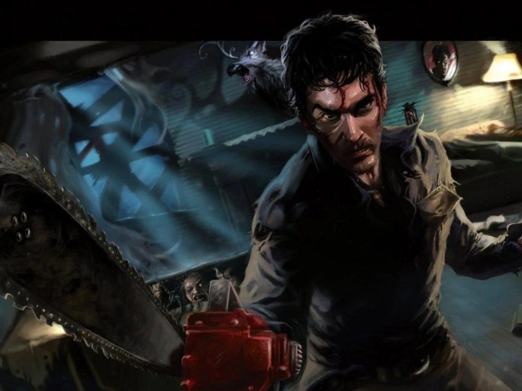 Mostrado trailer Evil Dead The Game