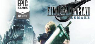 Final Fantasy VII Remake y Alan Wake Remastered aparecen listados en EPIC
