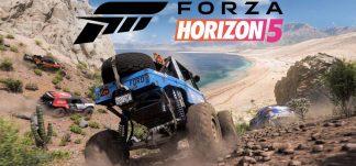 FORZA HORIZON 5 está en camino.