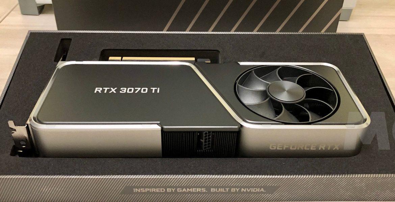 RTX 3070 Ti ¿La reina del 2K?