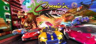 El arcade Cruis'n Blast es anunciado para Nintendo Switch