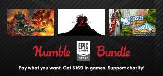Humble Epic Games Store Bundle – EPIC – Desde 1€