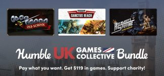 Humble UK Games Collective Bundle – Steam – Desde 1€