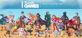Humble Games en las ofertas de verano de Steam